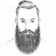 Рисуем бороду