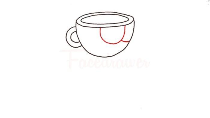 Как нарисовать Капхеда 2