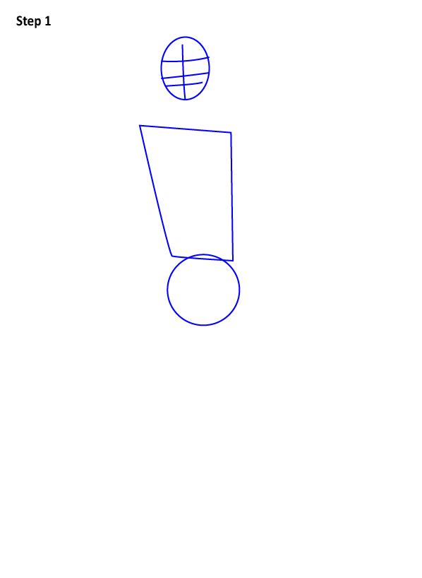 Как нарисовать Эзру Бриджера 16