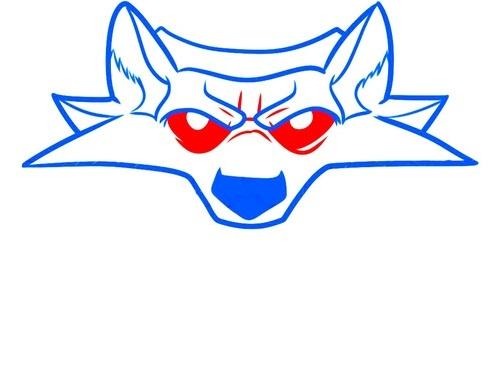 Рисуем школу волка из Ведьмака 2