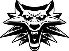 Рисуем знак Волка