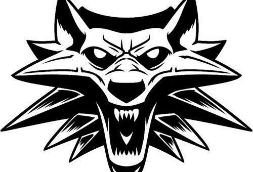 Рисуем школу волка из Ведьмака 8