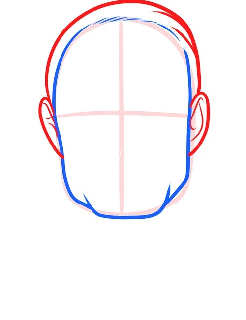 Рисуем Путина 3