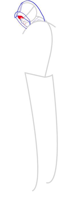как нарисовать Альтаира 4