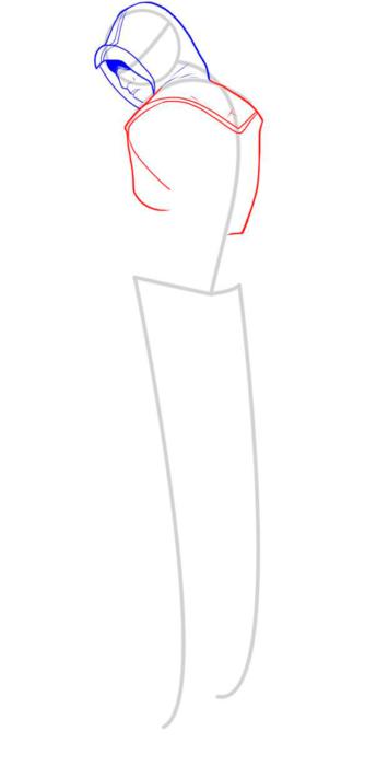 как нарисовать Альтаира 5