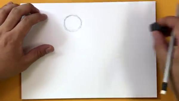 Как нарисовать Таноса из фильма