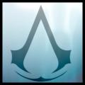 нарисовать знак ассасина из игрыAssasin's Creed 5