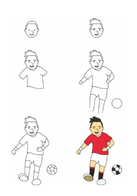 Простые уроки футболистов 10