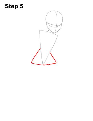 Как нарисовать Эластику 5