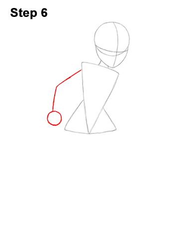 Как нарисовать Эластику 6