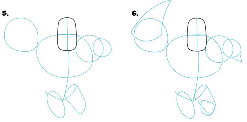 Как нарисовать мистера Исключительного 2