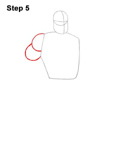 Рисуем Мистера Исключительного 5