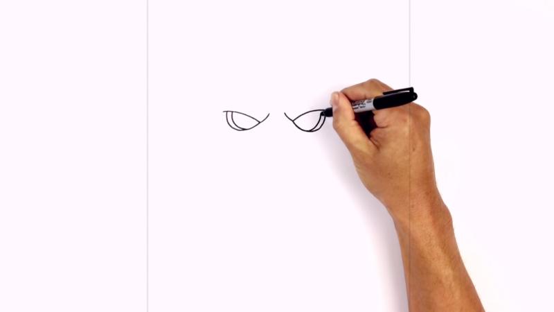 Как нарисовать Аквамена из фильма 2