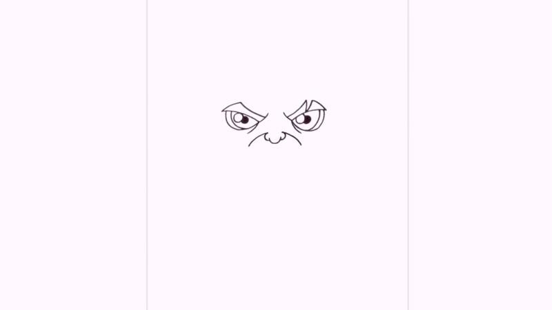 Как нарисовать Аквамена из фильма 5