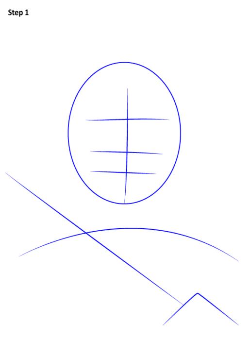 как нарисовать Джейме Ланнистера2