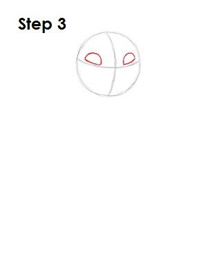 Как нарисовать Лило из мультфильма 3