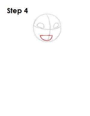 Как нарисовать Лило из мультфильма 4