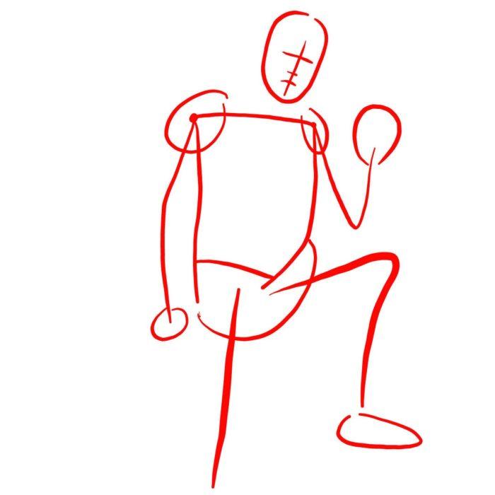 Как нарисовать Йонду 1