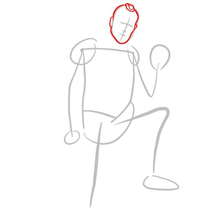 Как нарисовать Йонду 2