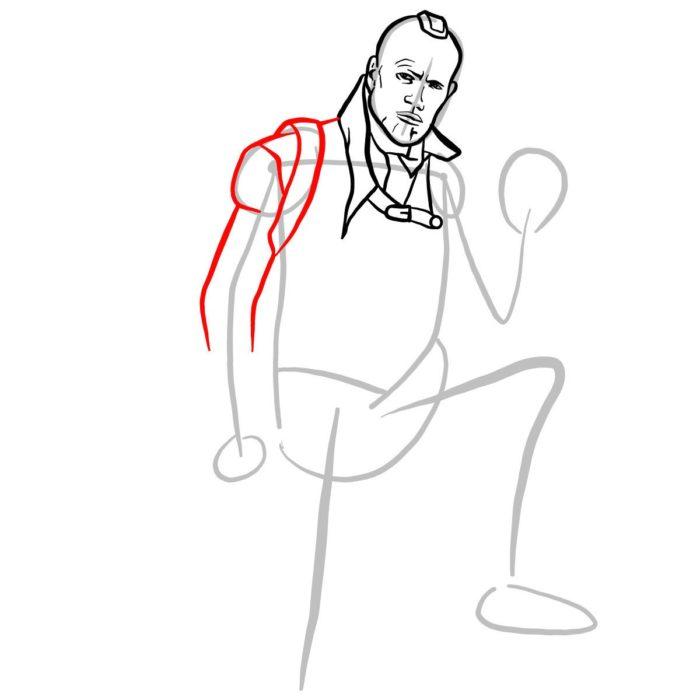 Как нарисовать Йонду 5