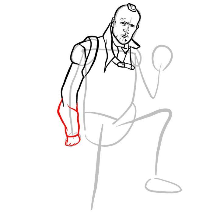 Как нарисовать Йонду 6