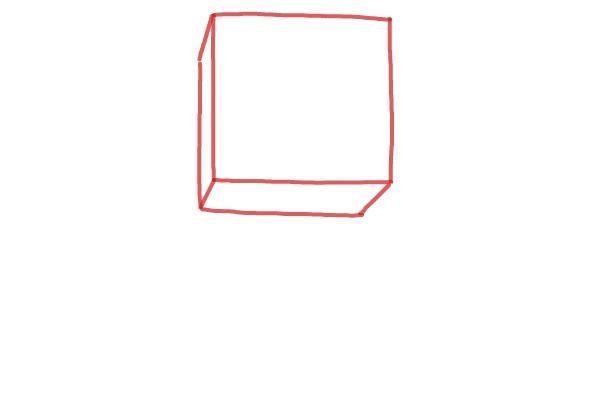 Как нарисовать Стива из Майнкрафта 1