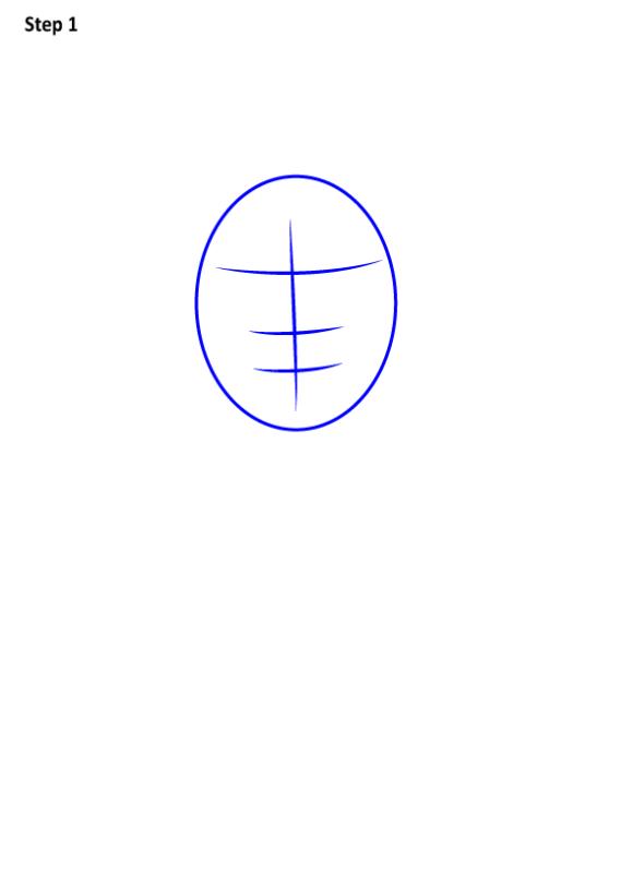 Как нарисовать Хлою из Life is Strange 1