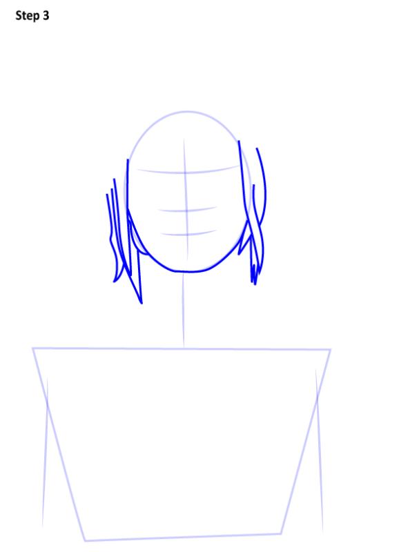 Как нарисовать Хлою из Life is Strange 3