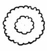 Как нарисовать подсолнух1