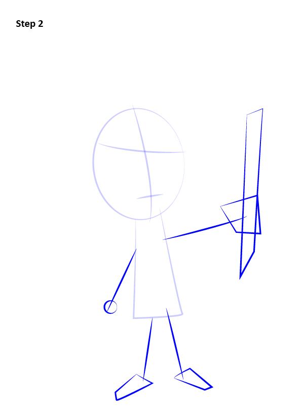 Как нарисовать Уилсона из Don't Starve 2