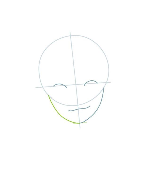 Как нарисовать Боруто 2