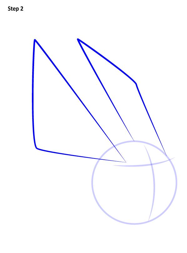 Как нарисовать Золотой снитч 2