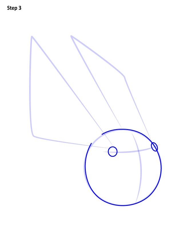 Как нарисовать Золотой снитч 3