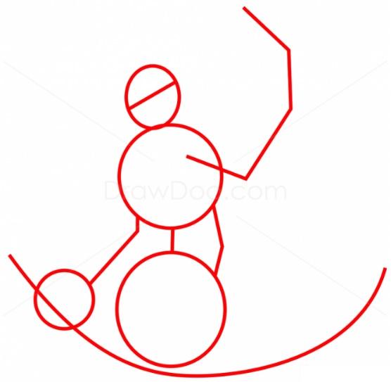 как нарисовать Иллидана1