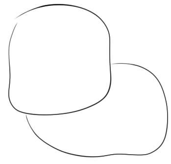 Как нарисовать хомяка1