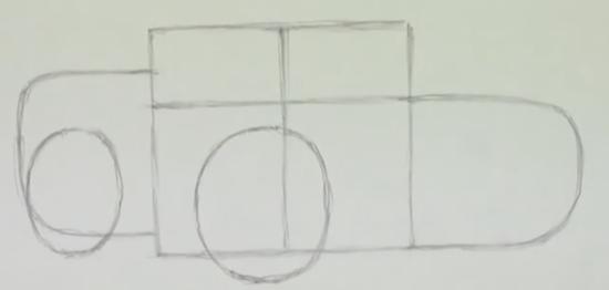 Как нарисовать МакКуина 6