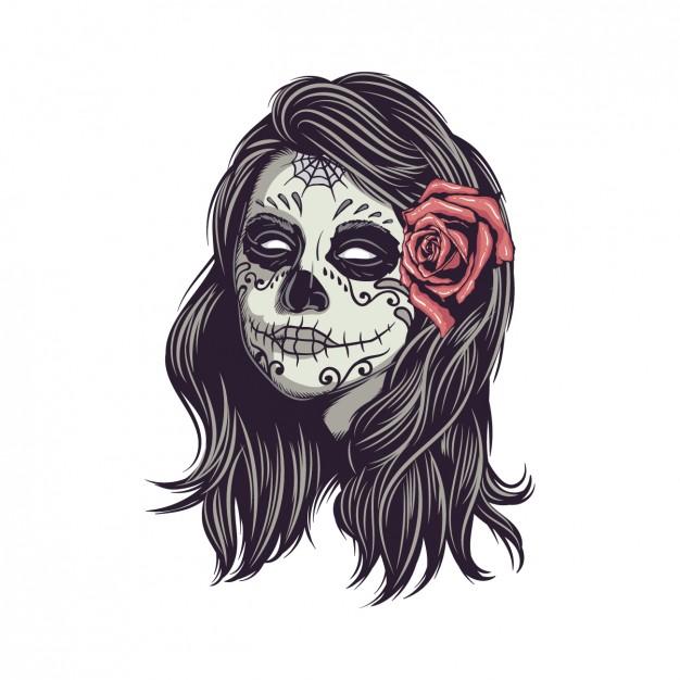 Мексиканские черепа 1
