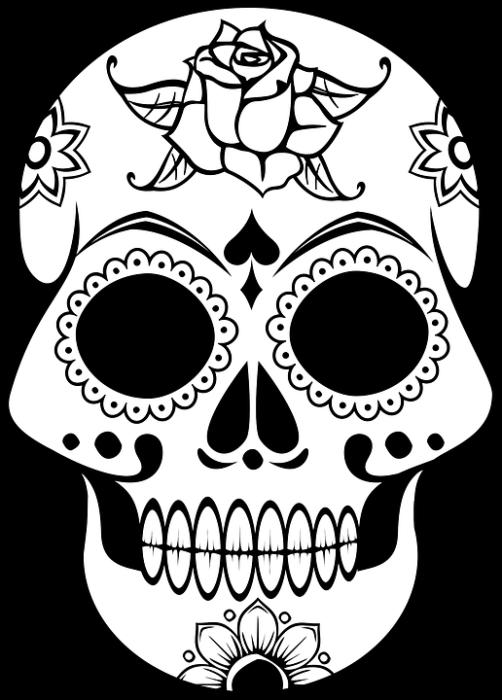 Мексиканские черепа 11
