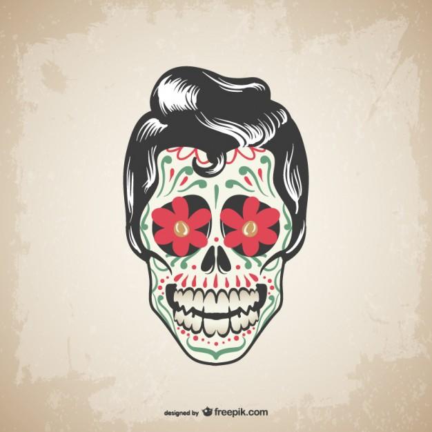 Мексиканские черепа 2