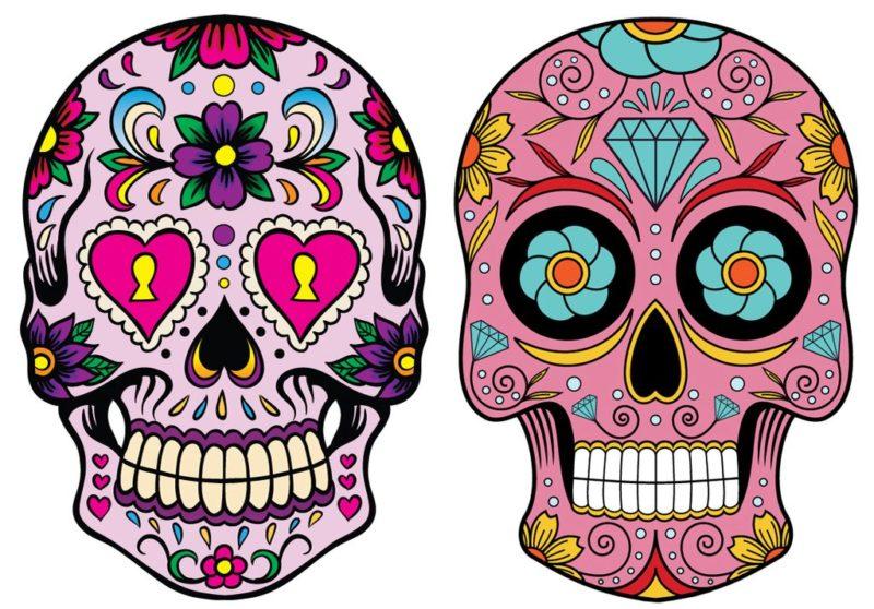 Мексиканские черепа 21