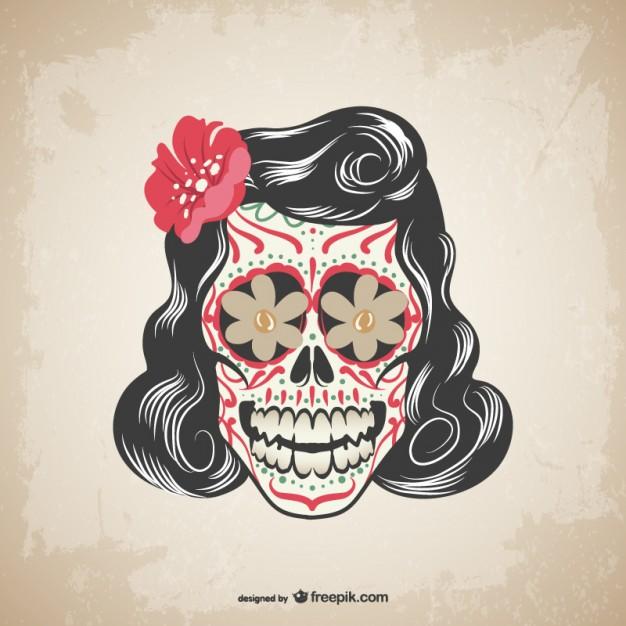 Мексиканские черепа 3