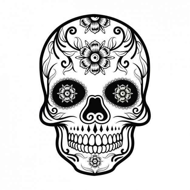 Мексиканские черепа 4