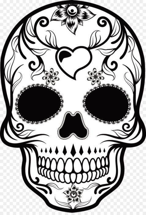 Мексиканские черепа 7