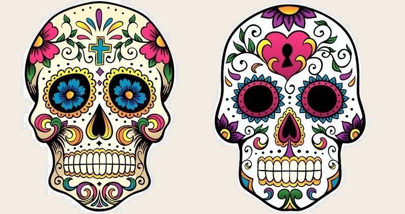 Мексиканские черепа 9