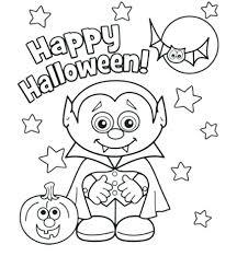 Срисовка Хеллоуина 14