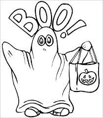 Срисовка Хеллоуина 15