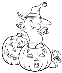 Срисовка Хеллоуина 17