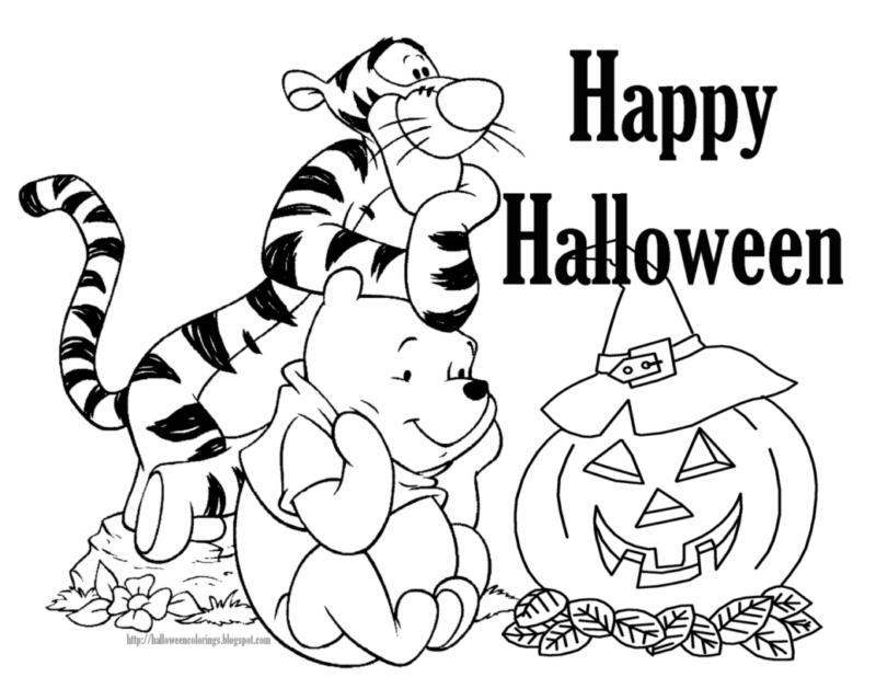 Срисовка Хеллоуина 22