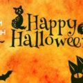 срисовки к празднику хеллоуин
