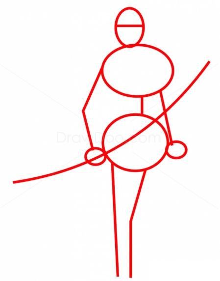 Как нарисовать Сильвану 1